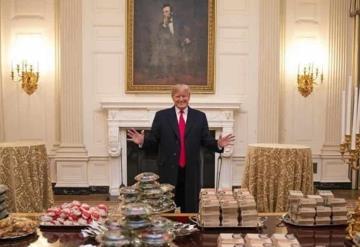 Servirán comida mexicana a la comitiva que acompaña al presidente López Obrador en la Casa Blanca