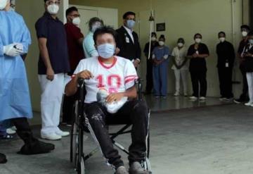 Suman 9 mil 912 pacientes recuperados de covid-19 en Tabasco
