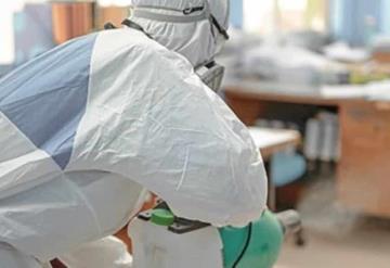 Ante pandemia, esto cuesta sanitizar tus espacios en Tabasco