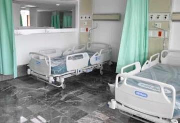 Aumentan a 900 camas para pacientes covid en Tabasco