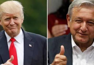 Entre Tim Cook, Slim y sin preguntas de la prensa: así será la primera reunión de AMLO con Trump
