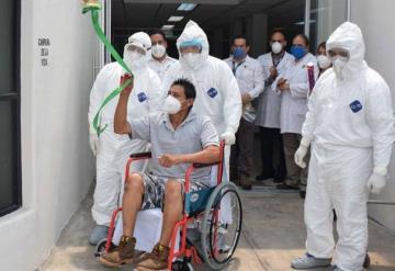 Suman 10 mil 147 pacientes recuperados de covid-19 en Tabasco