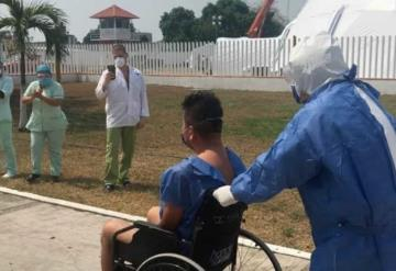Suman 10 mil 632 pacientes recuperados de covid-19 en Tabasco