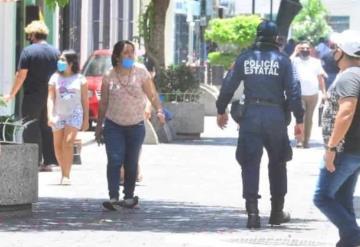 Tabasco entre los primeros lugares de policías fallecidos por covid-19