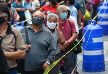 México llega a los  34 mil 730 muertes por coronavirus; registra 295 mil 268 casos