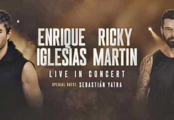 Ricky Martín y Enrique Iglesias aplazan un año sus giras