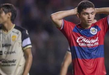 """Sale a la banca  Sebastián """"Chevy"""" Martínez en el empate entre Chivas y León"""