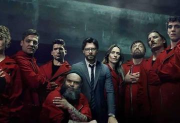 Netflix anuncia realización de la quinta y última temporada de La Casa de Papel