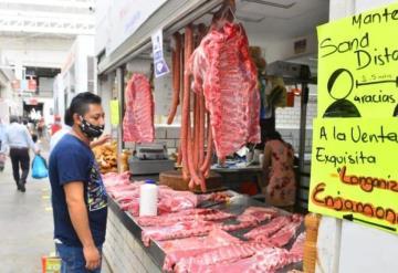 Locatarios de mercados de Villahermosa sin festejo en su día por pandemia