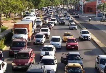 Cerrarán nuevas vialidades por obras de distribuidor de Avenida Universidad