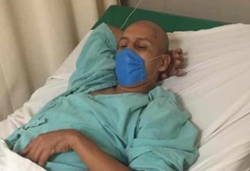 Ex boxeador tabasqueño noquea al Covid, ahora va por la leucemia