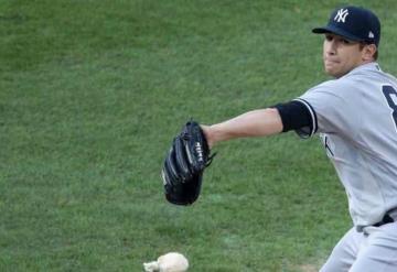 Excelsa aparición de Luis Enrique Cessa con Yankees de Nueva York
