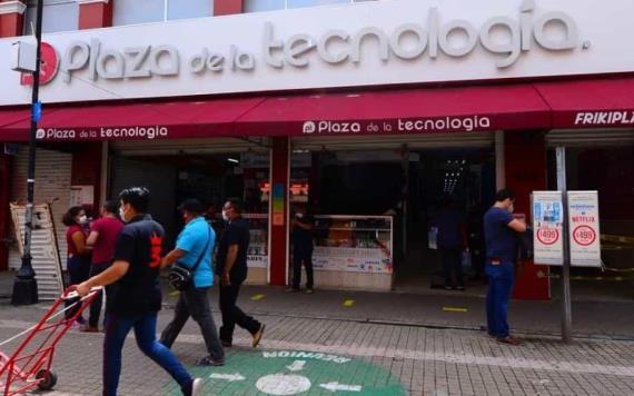 Reabre sus puertas Plaza de la Tecnología