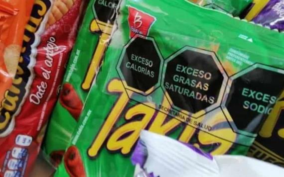 Ya está circulando el nuevo etiquetado nutricional