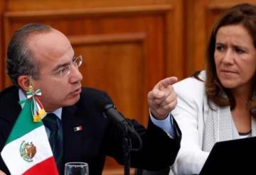 INE sancionará a México Libre, partido de Zavala-Calderón