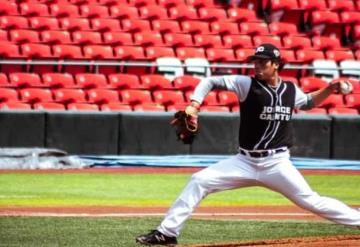 El pitcher tabasqueño Jesús Broca anda imparable en la Temporada 2020 de la Liga Mexicana de béisbol
