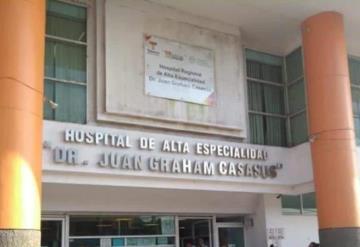 Supervisan proceso de desconversión en el hospital Juan Graham