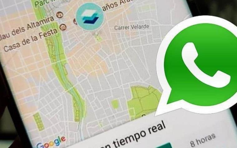 Estos trucos te permiten conocer la ubicación de tus contactos de WhatsApp