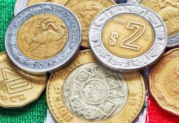 Peso mexicano avanza a un mejor nivel