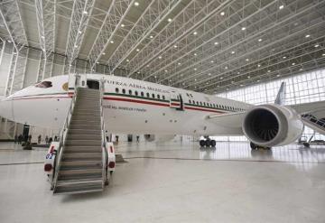 Avión presidencial dejará más de 4 mil millones de pesos: AMLO