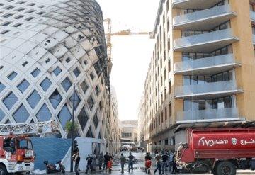 Beirut registra incendio en edificio, el tercero en una semana