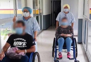 Se han recuperado 26 mil 750 pacientes de Covid-19 en Tabasco