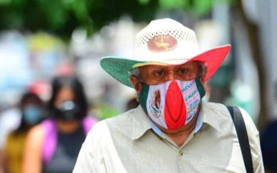Pese a pandemia tabasqueños demuestran su patriotismo