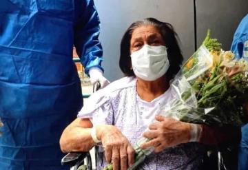 Suman 27 mil 171 pacientes recuperados por covid-19 en Tabasco