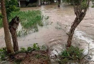 Río Pichucalco ha aumentado 12 cm su nivel en 2 horas