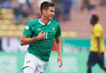 Mauro Laínez da negativo a COVID-19;  se mantiene en la convocatoria de la Selección Mexicana
