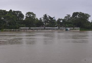 Estas son las afectaciones que han ocasionado las lluvias en Tabasco