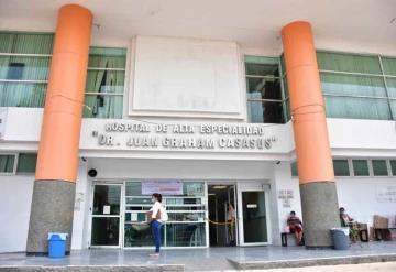 Aumentan los pacientes hospitalizados por padecimientos respiratorios en Tabasco