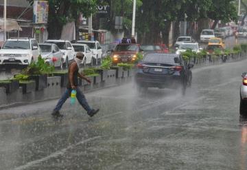 "Continuarán lluvias en Tabasco debido a la Tormenta tropical ""Beta"""