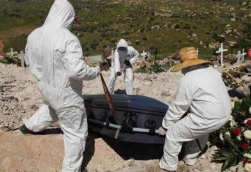 Salud reporta 9 muertos por Covid-19 en Tabasco