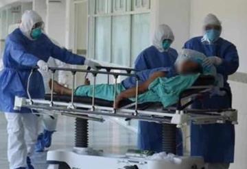 Tabasco tiene 201 pacientes hospitalizados por padecimientos respiratorios