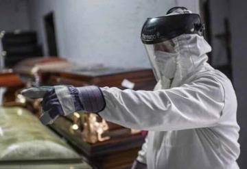 Salud reporta 5 muertos por Covid-19 en Tabasco
