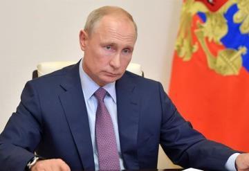 Proponen a Vladimir Putin para el Premio Nobel de la Paz 2021
