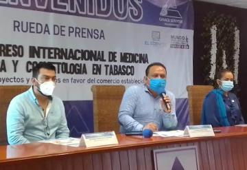 Realizarán primer Congreso Internacional de Medicina Estética Y Cosmetología en Tabasco