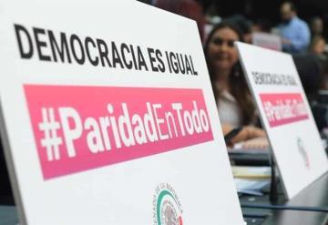 Partidos no cumplen con la paridad de género en Tabasco