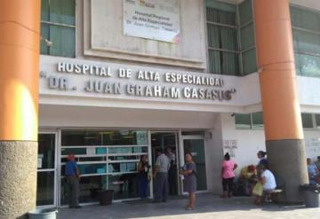 Tabasco tiene 197 pacientes hospitalizados por padecimientos respiratorios