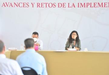 Tabasco será punta de lanza en materia laboral:  Luisa Alcalde, secretaria del Trabajo