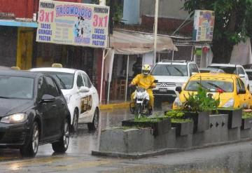 Estos son los municipios con más posibilidad de fuertes lluvias