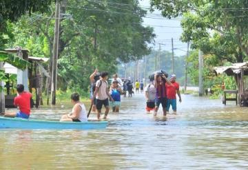 Se emite Declaratoria de Emergencia para ocho municipios de Tabasco