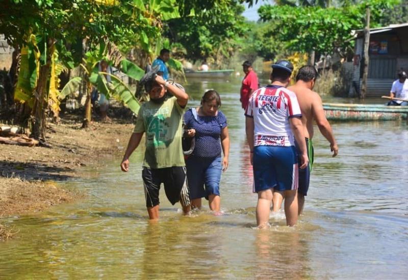 Sigue el calvario para los habitantes del sector Cedral de Gaviotas Sur