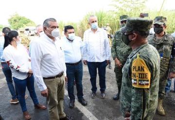 Gobernador de Tabasco reconoce trabajo a favor de Cárdenas