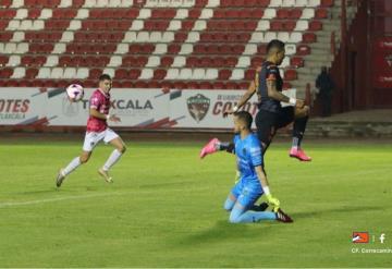El futbolista tabasqueño Marco Montelongo participó en la derrota de Correcaminos