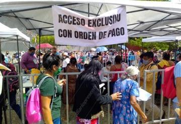 """""""Esto es una total desorganización"""": Habitantes de Nacajuca"""