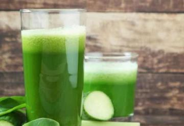 Regenera tus células con este delicioso jugo verde