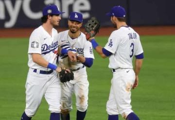 Dodgers se apunta el tercer cotejo de la serie mundial