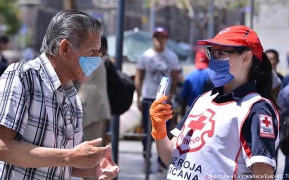 México suma 891 mil 160 pacientes confirmados de Covid-19